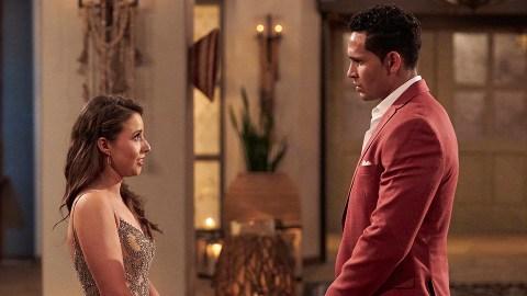 'The Bachelorette' Recap: Katie Calls 1 Man a 'Liar' & Welcomes Tayshia's Ex to Her Season | StyleCaster
