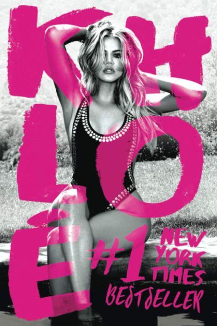 """Strong Looks Better Naked"" by Khloe Kardashian"
