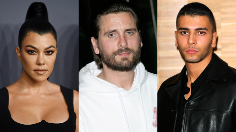 Scott Just Shaded Kourtney's Ex-Boyfriend & Hinted That 'Nobody' in Her Family Liked Him | StyleCaster
