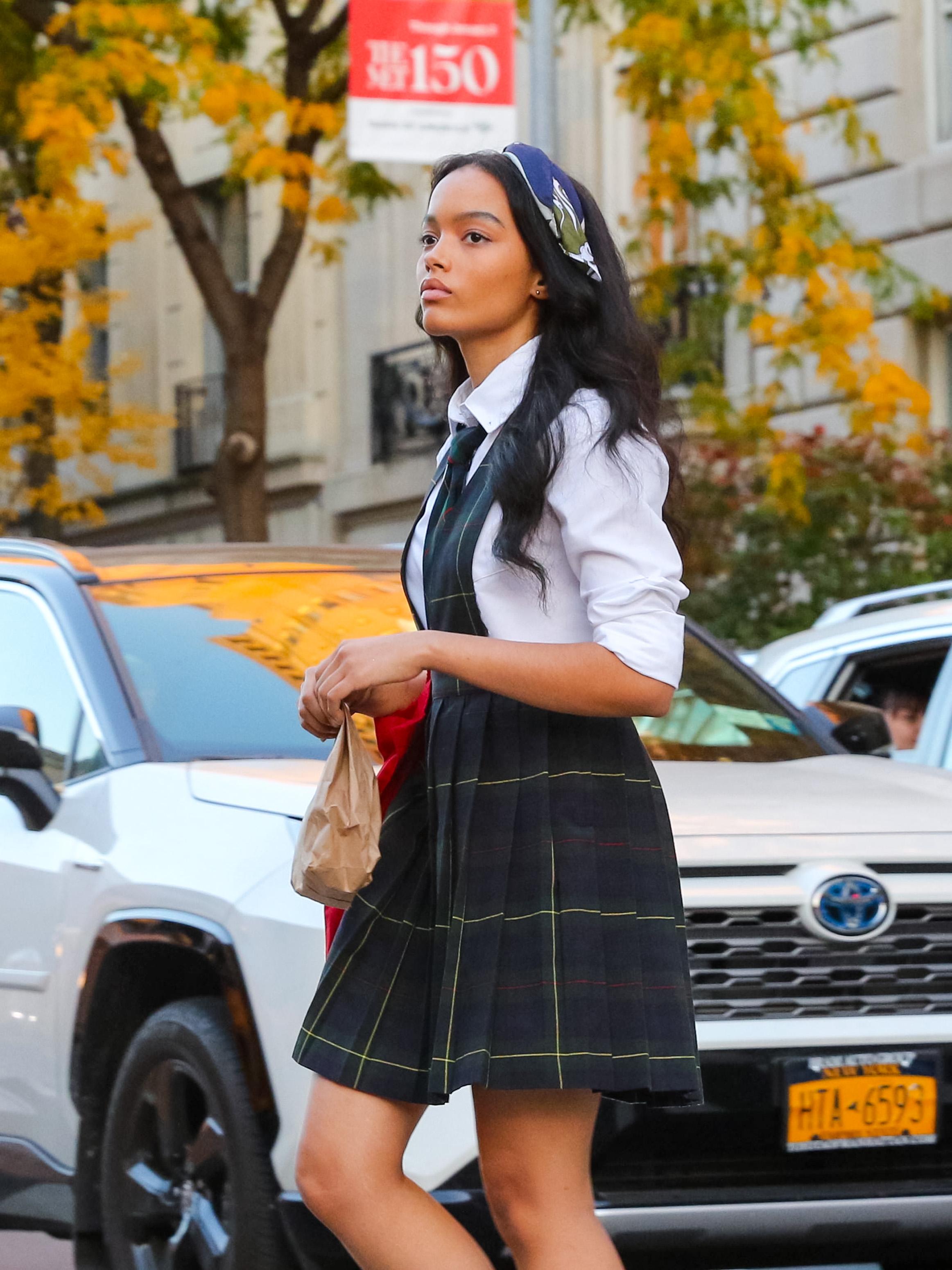 STYLECASTER | Gossip Girl Fashion Trends