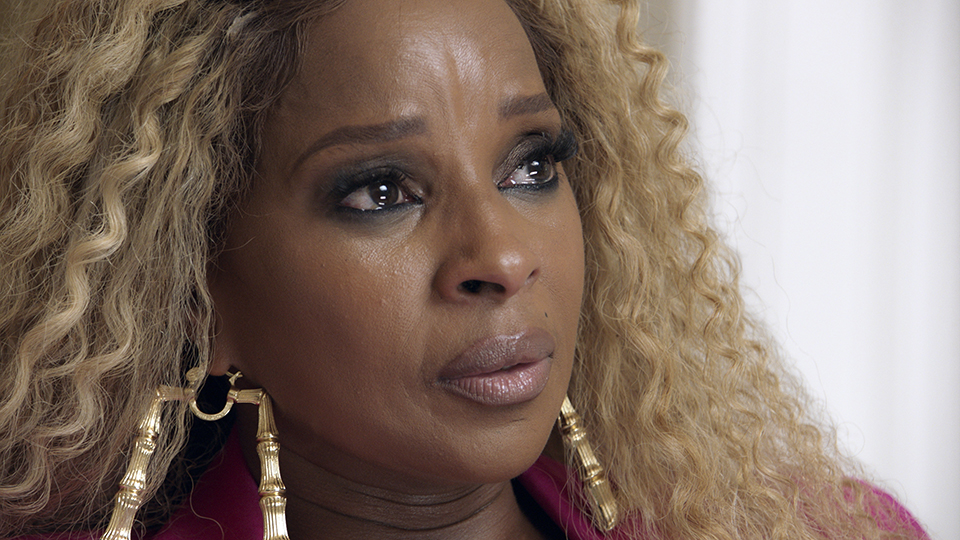 "Mary J Blige, ""My Life"""