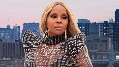Mary J. Blige's Net Worth Makes it Easy to See Why She's the 'Queen' of Hip-Hop Soul   StyleCaster