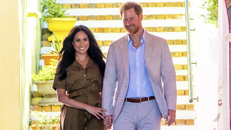 Here's the Answer on Whether Harry & Meghan's Daughter Lili Will Be a U.S. or U.K. Citizen