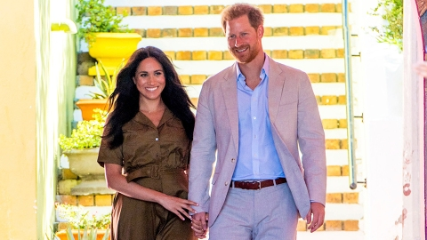 Here's the Answer on Whether Harry & Meghan's Daughter Lili Will Be a U.S. or U.K. Citizen   StyleCaster