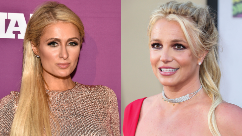 Paris Hilton Just Reacted to Britney Spears Relating to Her Past Abuse at Her Hearing   StyleCaster