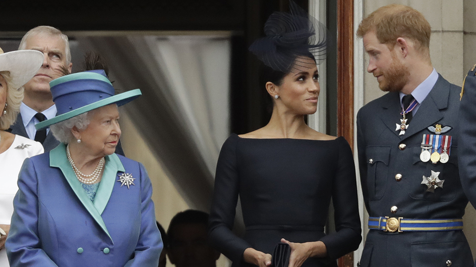 Here's How the Queen Really Feels About Harry & Meghan Naming Their Daughter After Her Amid Claims It's 'Rude'