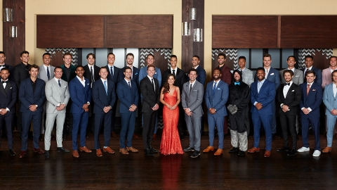 Here's When All of Katie's 'Bachelorette' Contestants Are Eliminated—Including Who Wins | StyleCaster