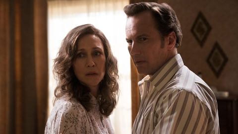Here's How to Watch 'The Conjuring 3' For Free, So You Don't Miss Summer's Scariest Movie   StyleCaster