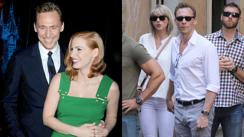 Tom Hiddleston's Relationship History Is More Than Taylor Swift—See Who He's Dated | StyleCaster