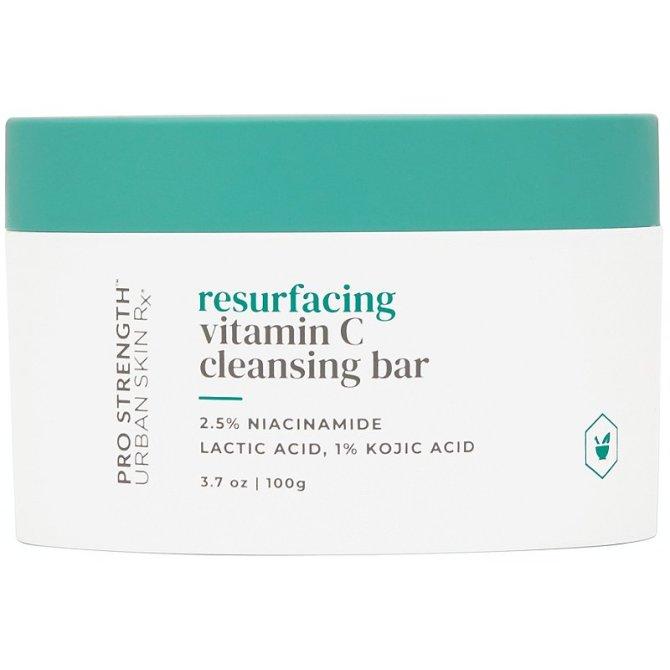 Urban Skin Rx Pro Strength Resurfacing Vitamina C Barra Detergente