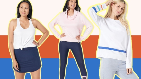 This Cute Activewear Launch Will Make You Rethink Trading in Your Leggings for Clothes | StyleCaster