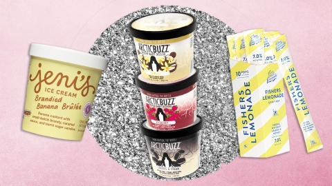 10 Boozy Ice Creams & Sorbets For Summer Fridays & Beyond | StyleCaster