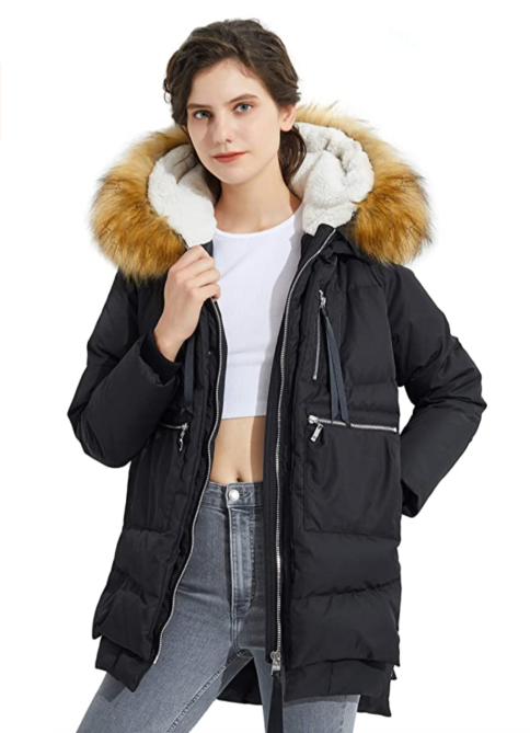 STYLECASTER   Orolay Down Jacket Amazon Review