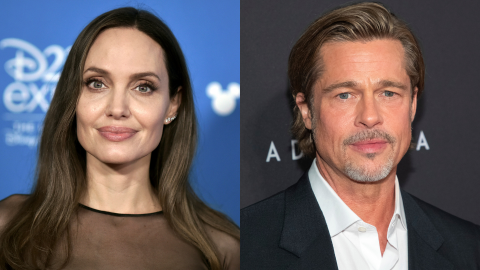 Angelina Jolie Is Appealing Brad Pitt's Joint Custody of Their Kids For Their Own 'Safety' | StyleCaster