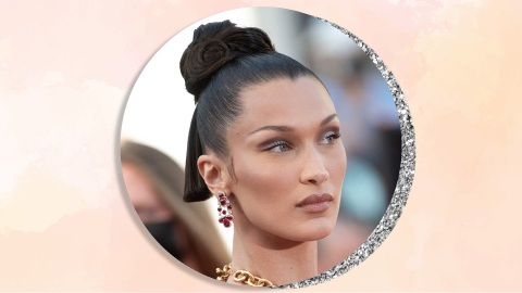 Bella Hadid's Sheer Set Proves Cardigans Can Be Hot AF | StyleCaster