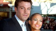 J-Lo & Ben Affleck Were Just Photographed Kissing For the 1st Time Since Getting Back Together