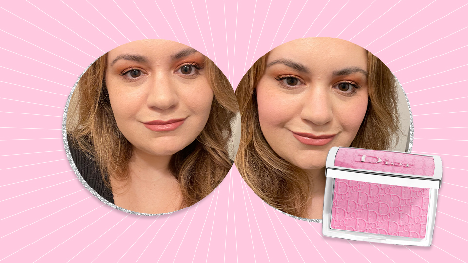 I Tried Dior's Color-Changing Blush Going Viral On TikTok To See If It's Worth The Hype