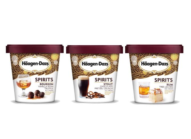 स्टाइलकास्टर |  मादक आइसक्रीम