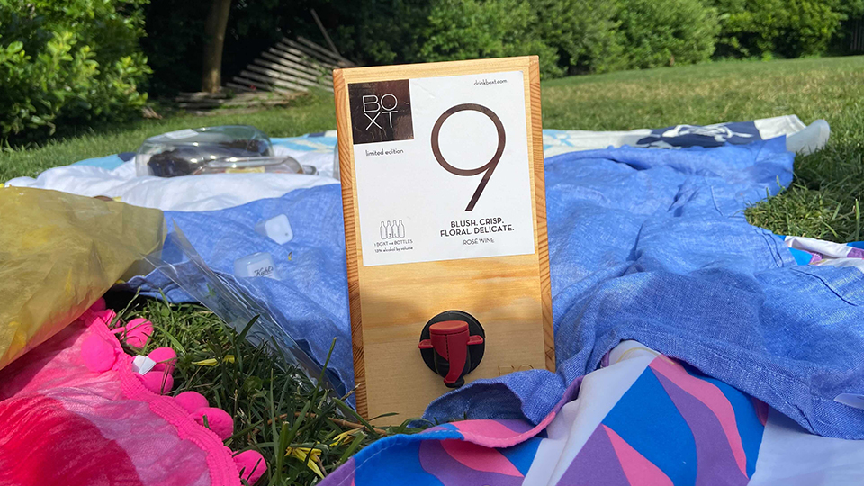 I've Finally Found It—The Best Boujee Boxed Wine For Summer
