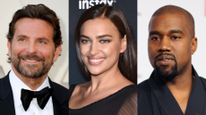 Bradley Cooper & Irina Shayk Just Reunited in Public For the 1st Time Since She Started Dating Kanye
