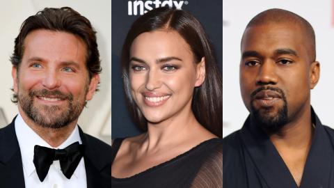 Bradley Cooper & Irina Shayk Reunite in Public For 1st Time Since She Started Dating Kanye | StyleCaster