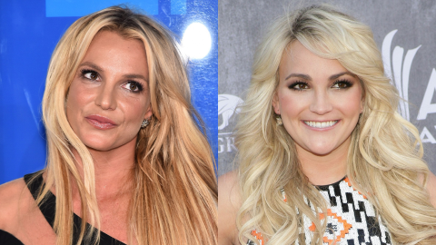 Britney Is Thinks Jamie Lynn 'Turned Her Back' on Her by Writing a Book About Their Family | StyleCaster