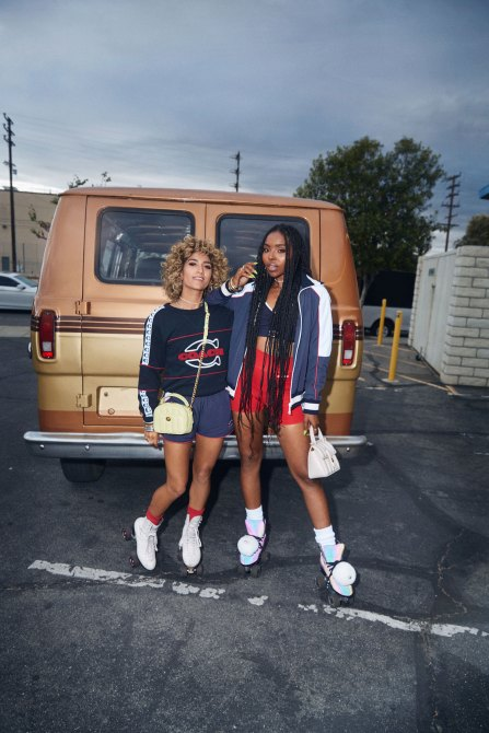 STYLECASTER | Coach Sportswear Collection