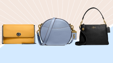FYI—Nordstrom's Anniversary Sale Has So Many Cute Coach Bags | StyleCaster