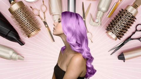 7 Vibrant Hair Color Trends That Are Blowing Up on TikTok | StyleCaster