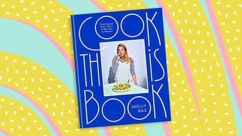 This TikTok-Famous Cookbook Is 40% Off On Amazon Right Now | StyleCaster