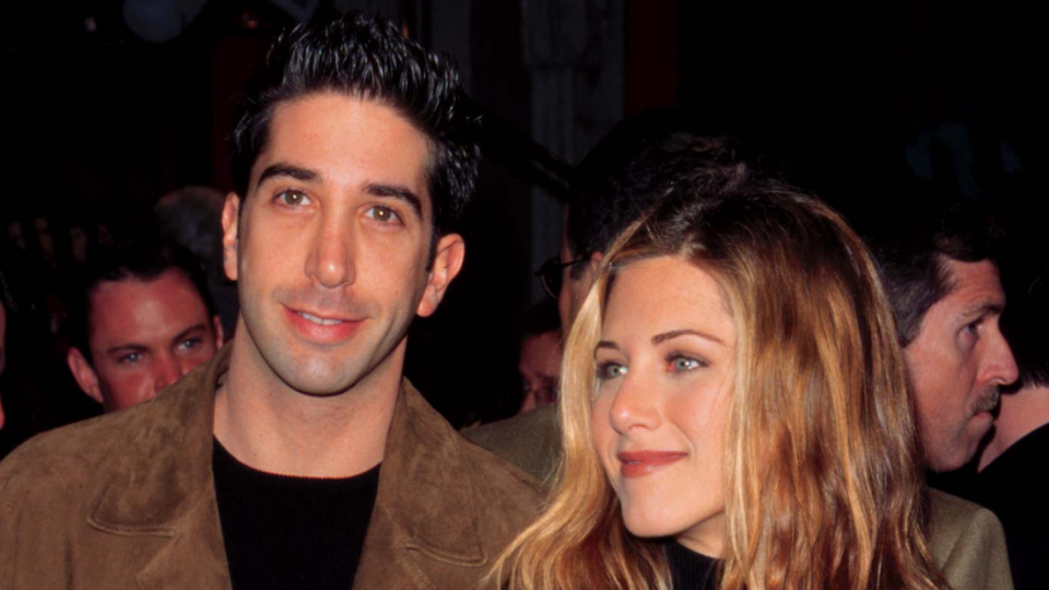 Did Jennifer Aniston, David Schwimmer Have Sex While on 'Friends'?   StyleCaster