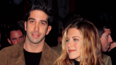 Jennifer Aniston Just Revealed if She Ever 'Banged' David Schwimmer While Working on 'Friends'