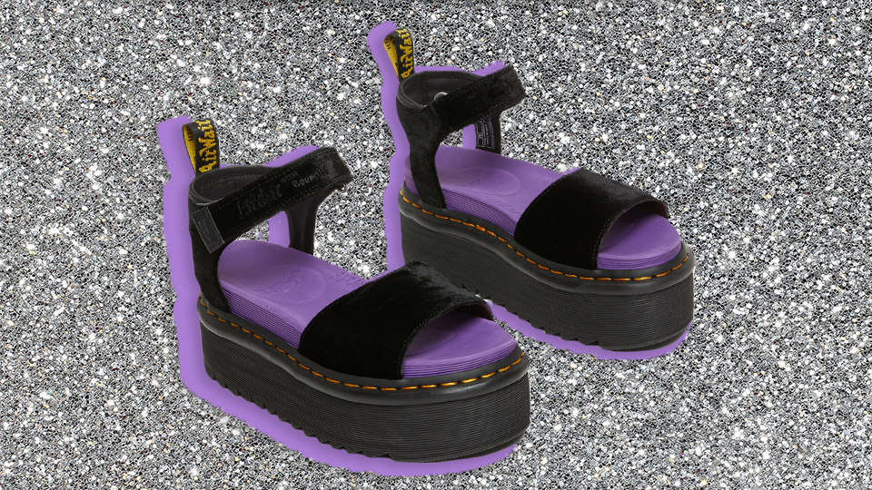 Dr. Marten's New Sandals Are A Summer Take On Your Fave Badass Boots