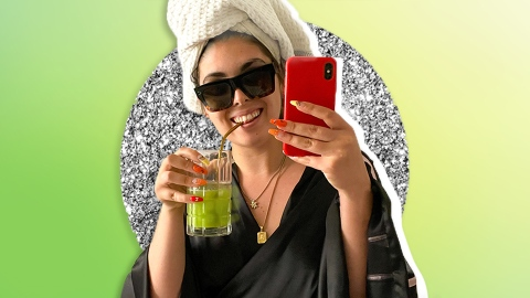 The Lazy Girl's Guide To Making Green Juice At Home | StyleCaster