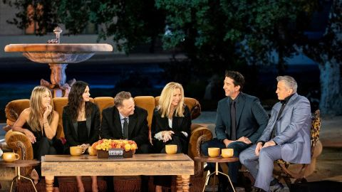 'Friends' Almost Had Different Opening Credits—See the Deleted Scene From the Reunion   StyleCaster