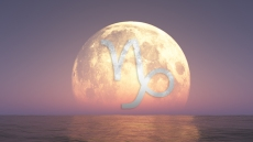 The Super Strawberry Full Moon in Capricorn on June 24 Brings Good News, Finally