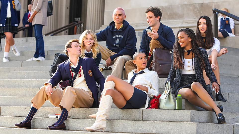 The 'Gossip Girl' Reboot Marks The Return Of Prep School Fashion