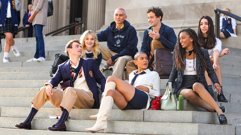 The 'Gossip Girl' Reboot Marks The Return Of Prep School Fashion | StyleCaster