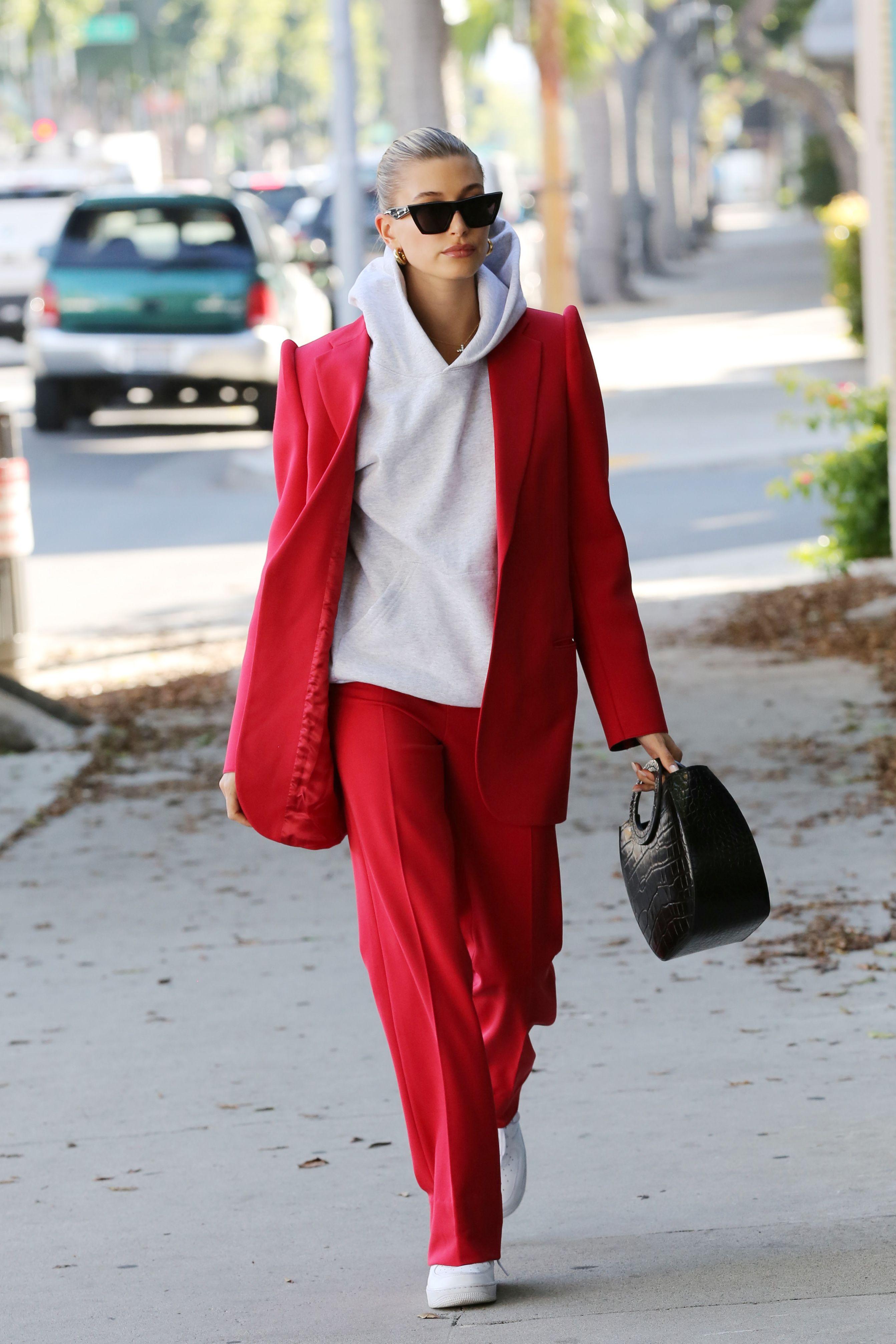 STYLECASTER | Hailey Bieber Street Style
