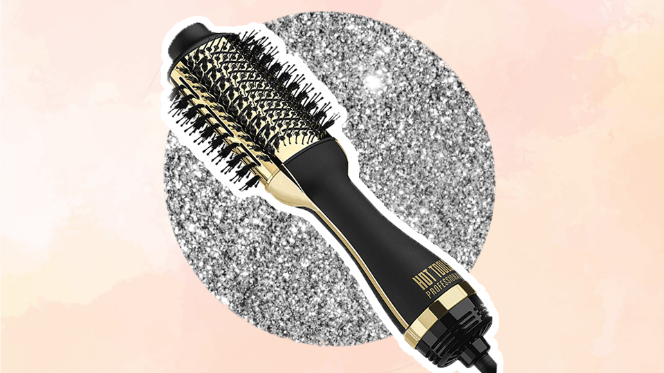 This Five-Star Rated Blow Dry Brush Is More Than Half Off For Prime Day