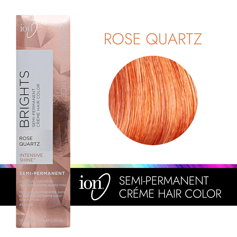 ion Brights Semi Permenant Hair Color
