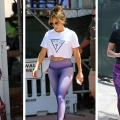 J.Lo Has Me Convinced That Patterned Leggings Are...