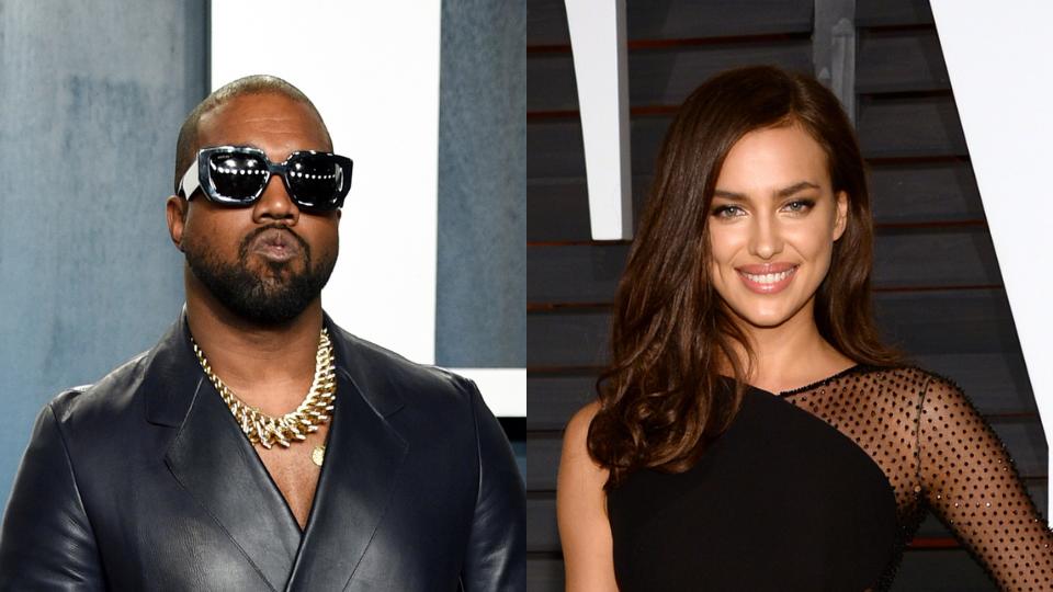 Kanye & Irina Shayk May Be Dating After Celebrating His Birthday Together Amid Kim Divorce | StyleCaster