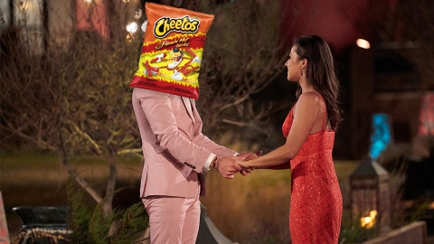 Katie's 'Bachelorette' Premiere Dress Looks Like A Hot Cheeto & I Can't Unsee It | StyleCaster