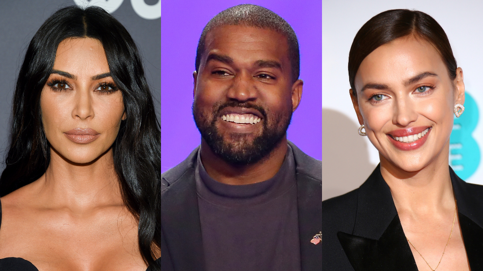 Here's Kim Kardashian's 'Only Concern' With Kanye Dating Irina Shayk Amid Their Divorce | StyleCaster