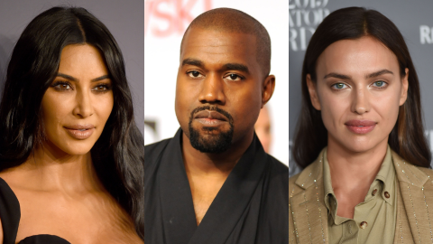 Here's How Kim Really Feels About Kanye Dating Irina Shayk 4 Months After Their Divorce | StyleCaster