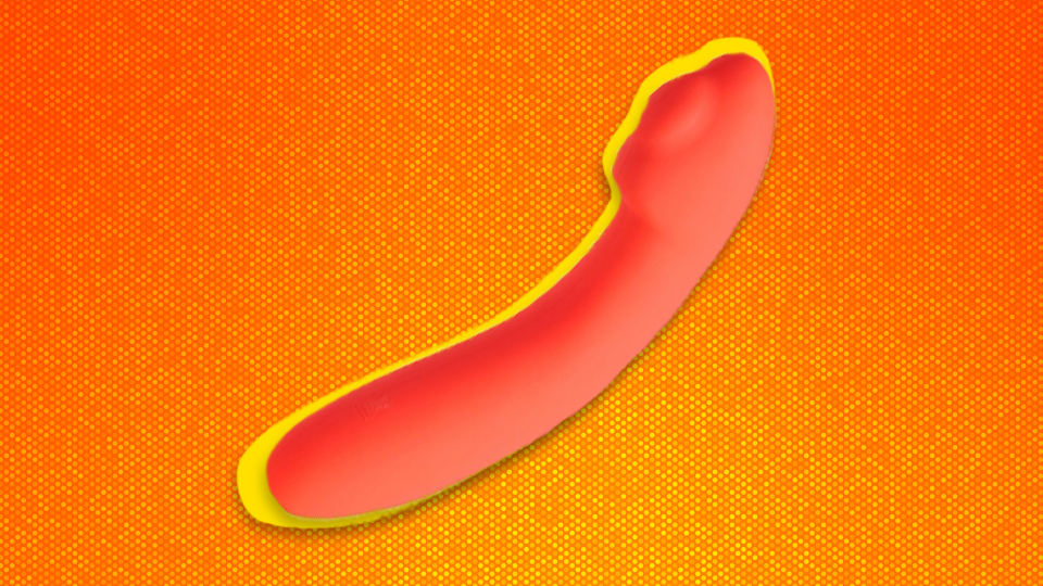 This Warming Vibrator Makes Solo Sex Hotter—Literally
