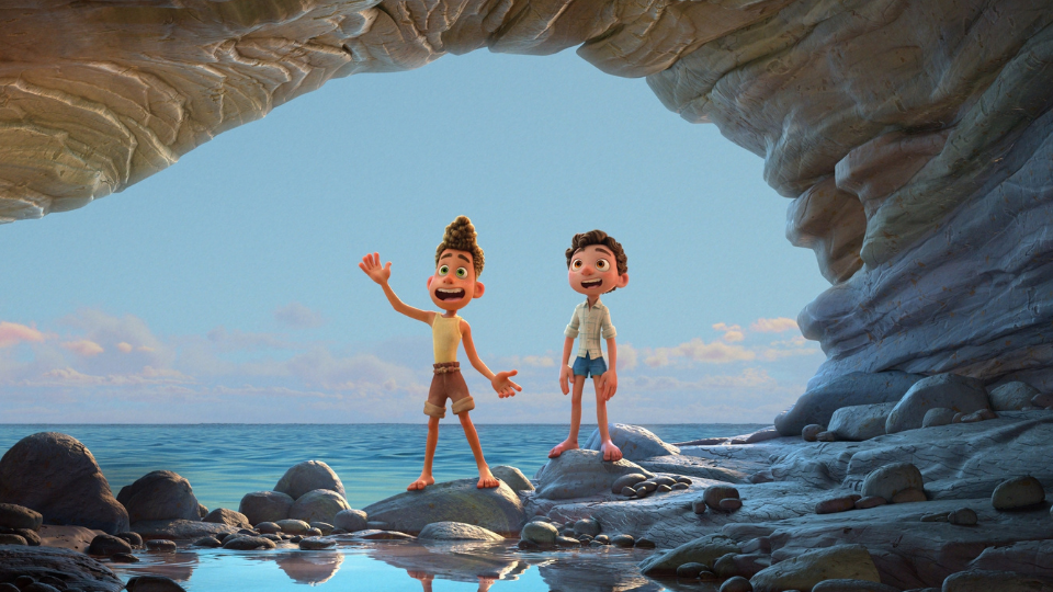 'Luca' on Disney Plus