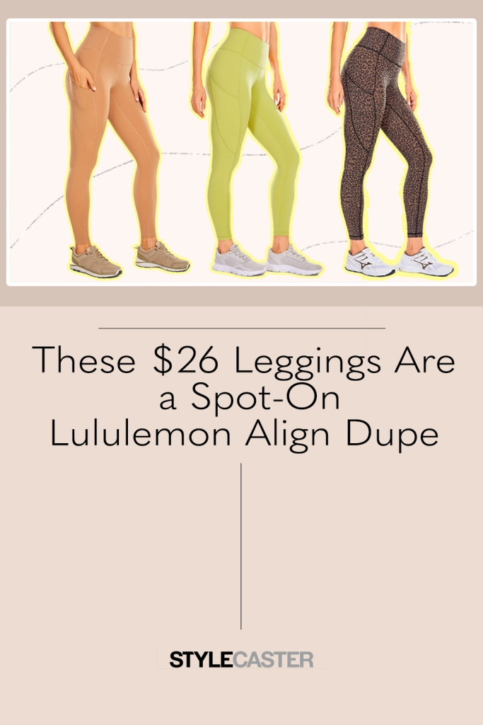 Lululemon Align Leggings Dupe
