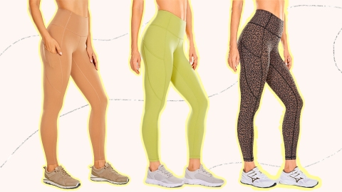 These $26 Amazon Leggings Are the Best Lululemon Align Dupe We've Found | StyleCaster